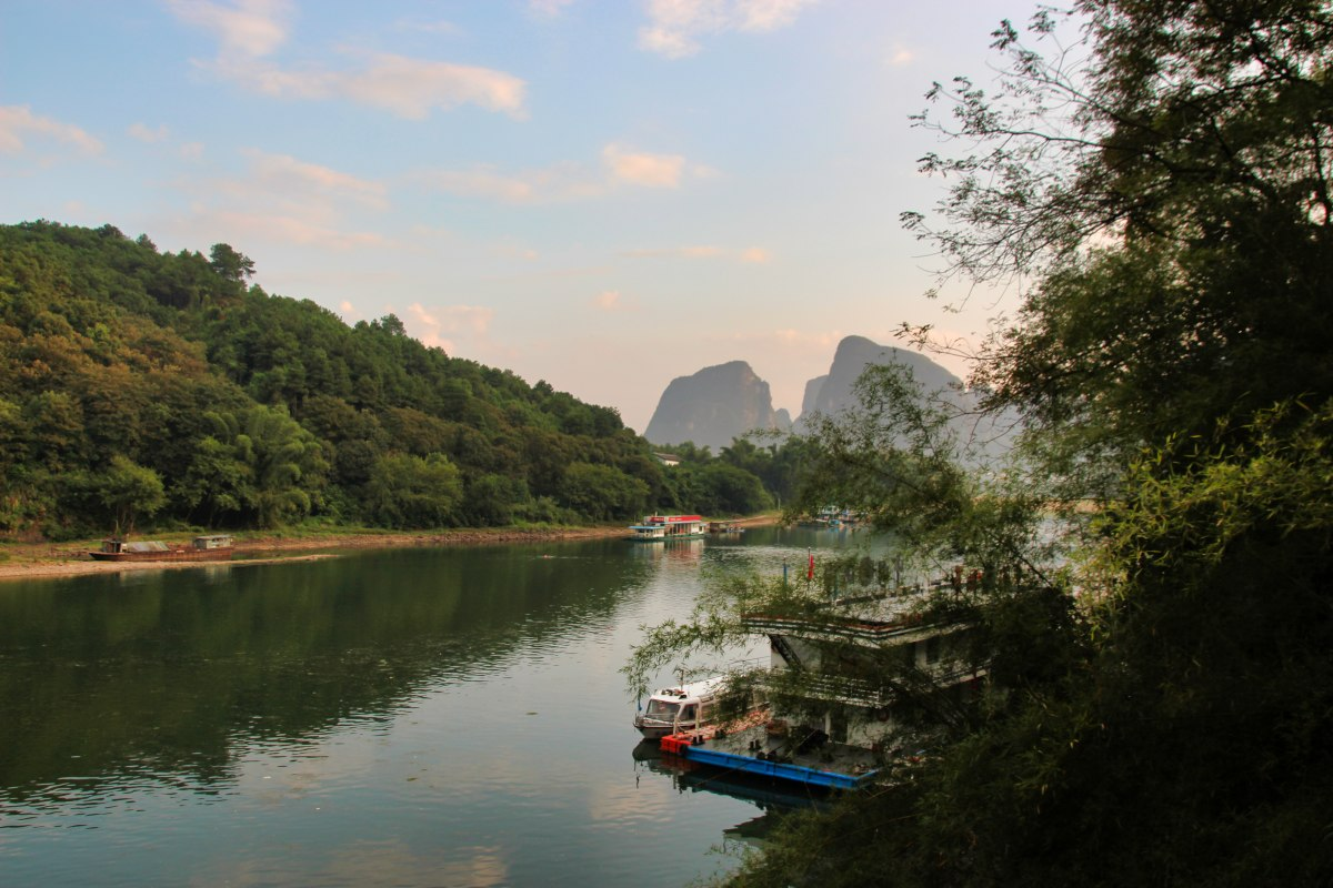 Li River bei Yangshuo