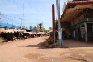 Dorf bei Siem Reap