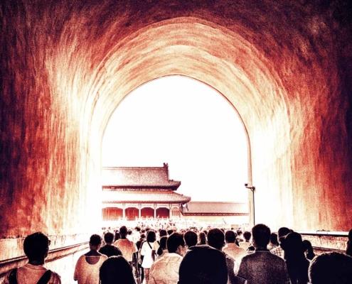 Start - Abenteuer China: Peking