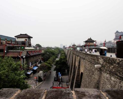Xi'ans Stadmauer