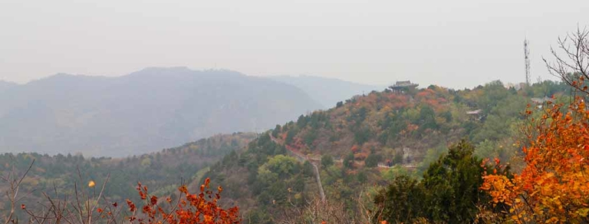 Duftberge in Peking