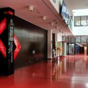 Foyer - Deutsche Botschaftsschule Peking