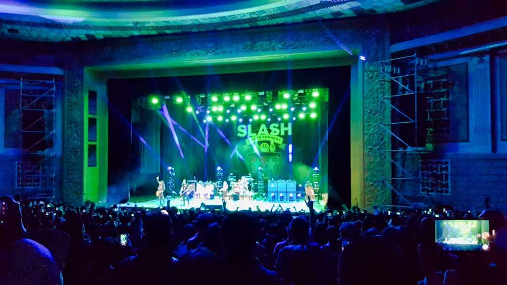 Slash, Myles Kennedy + The Conspirators in Peking