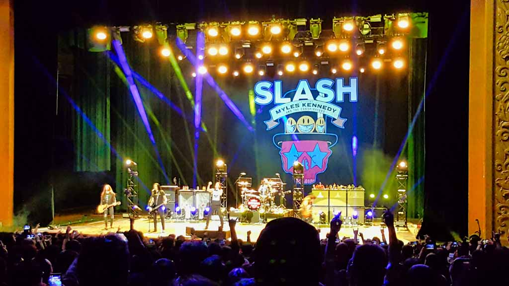 Slash, Myles Kennedy + The Conspirators in Beijing