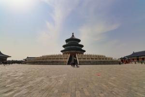 Himmelstempel in Peking - Halle der Ernte