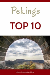 Pekings TOP 10
