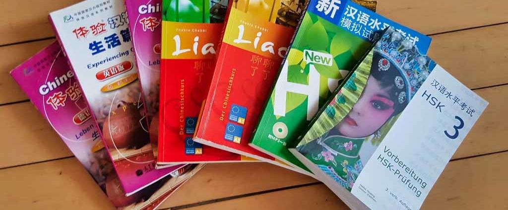 Chinesisch-Bücher
