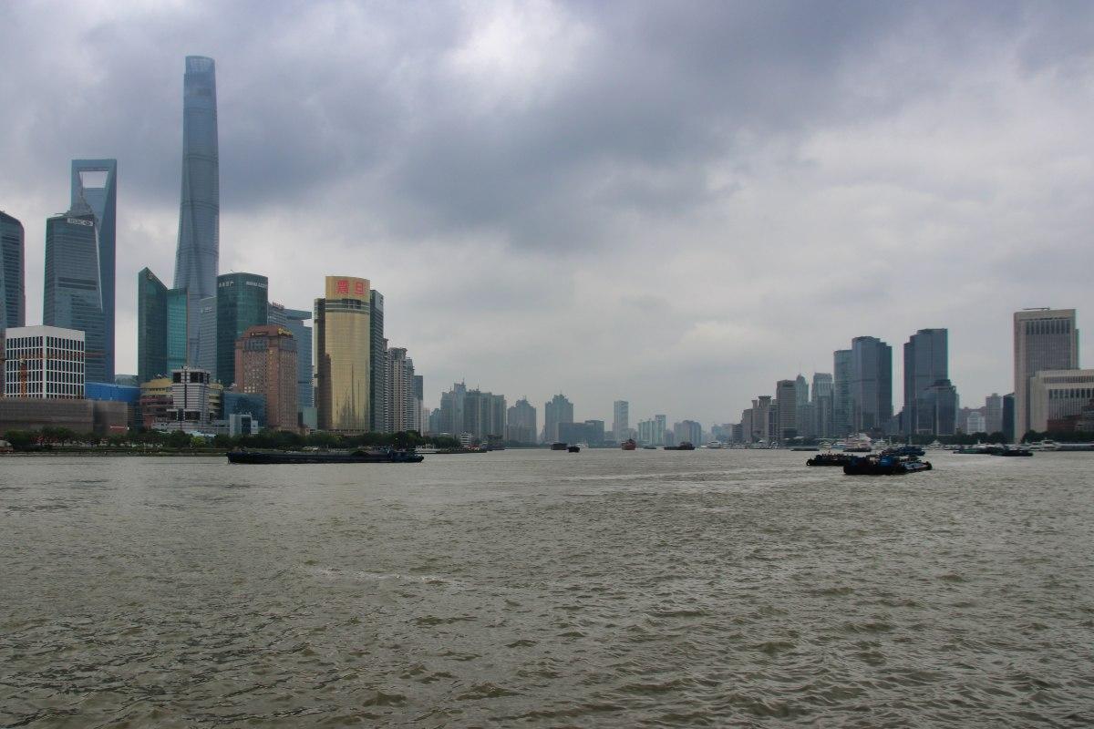 Shanghai - Huangpu
