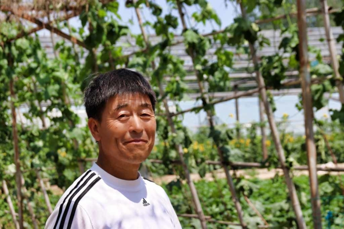 Farmer Liu