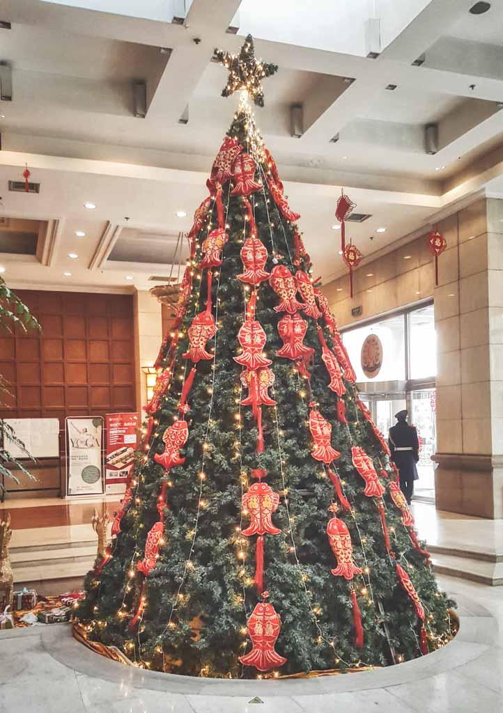 Neujahrsbaum