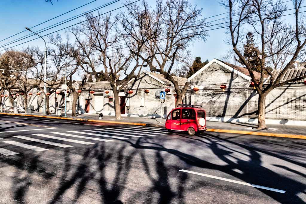 Abenteuer China: Peking