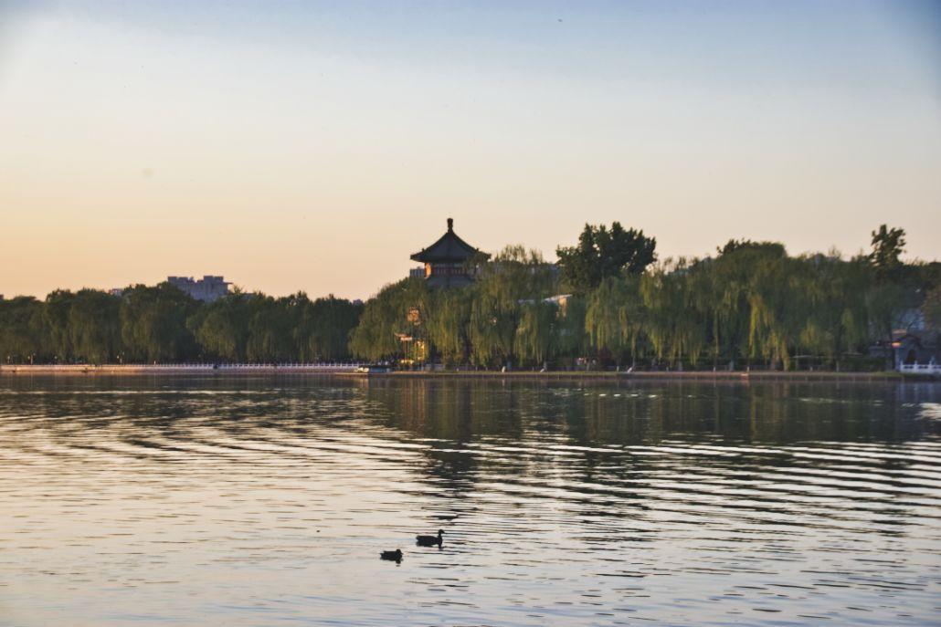 Am Pekinger Houhai - dem hinteren See