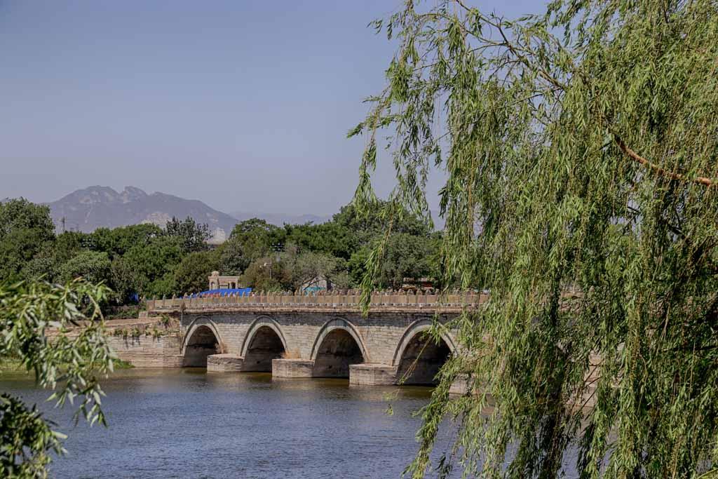 Die Marco-Polo-Brücke